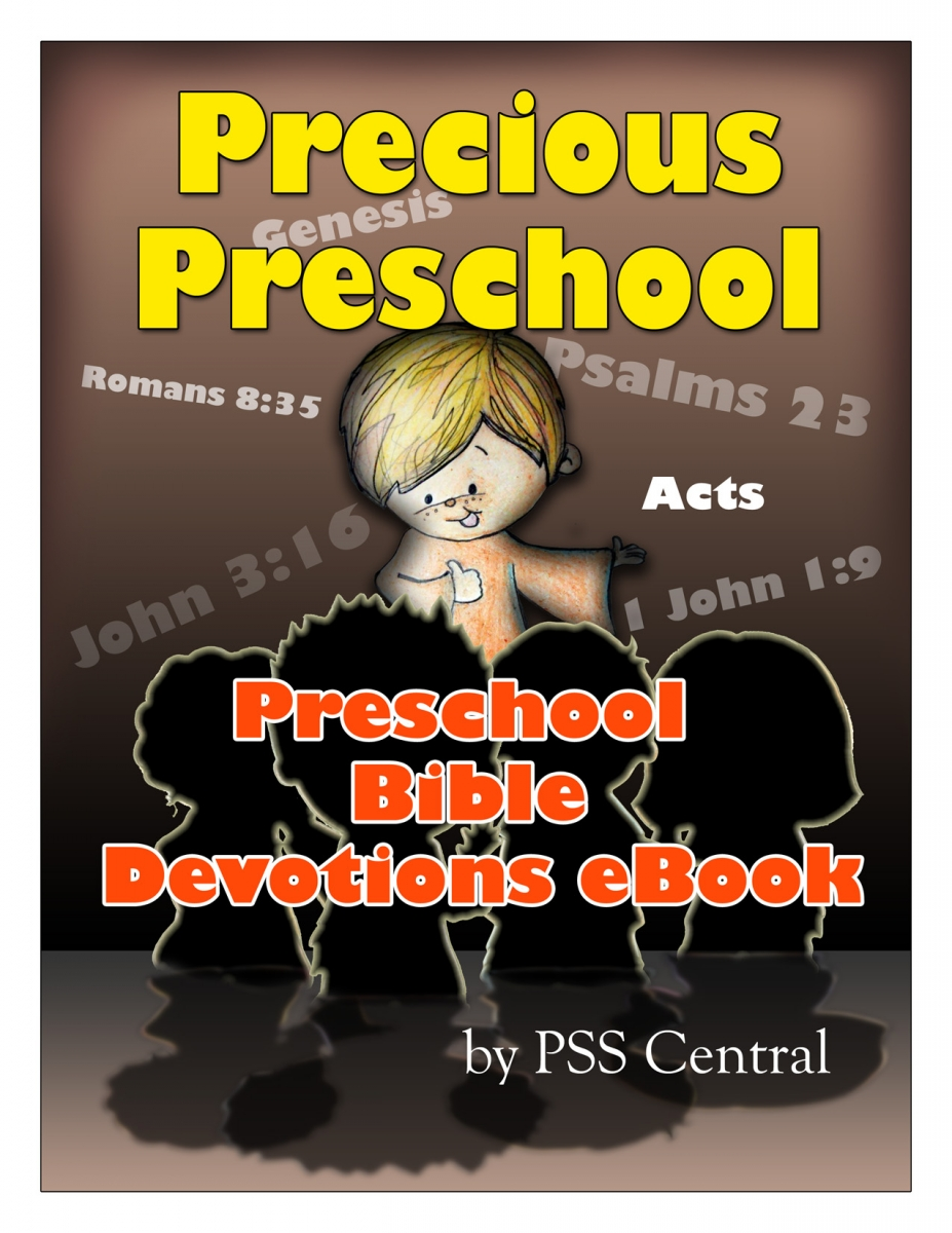 Preschool Bible Devotions