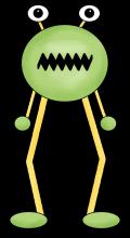 Alien 1 png