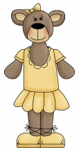 Ballerina bear 3 jpg
