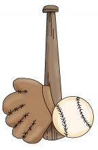 Baseball bat glove jpg