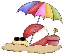 Beachball bucket umbrella jpg