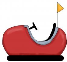 Bumper car jpg