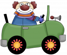 Clown car png