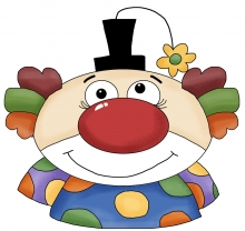 Clown face 2 jpg