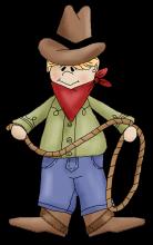 Cowboy 2 png