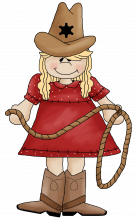 Cowgirl 2 png