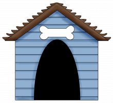 Dog house png
