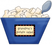 Potato salad jpg