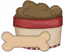 Puppy food png