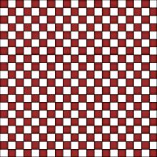 Red checker bg png