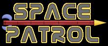 Space patrol word png