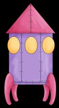 Spaceship 1 png