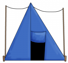 Tent family png
