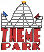 Theme park wordart png