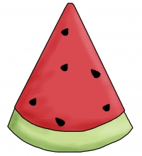 Watermelon slice jpg